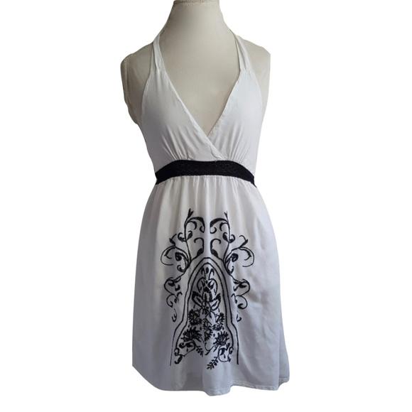 ae420792db Raviya Swim | Womens Suit Coverup Halter Sun Dress S | Poshmark